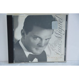 Cd Original. Luis Miguel. Romances