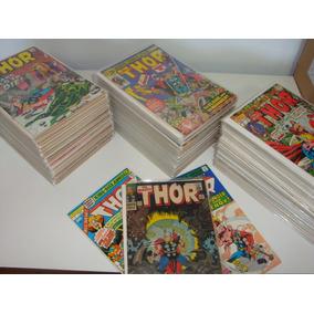 Coleção The Migthy Thor Vol.1 #131 - 301 (1966-80) 171 Gibis