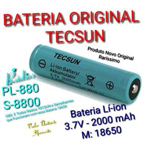 Bateria Li-ion 186503.7v Original Tecsun Para Rádios