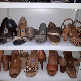 b07fb5732c0 Lote De Sapatos Usados Para Brecho - Sapatos
