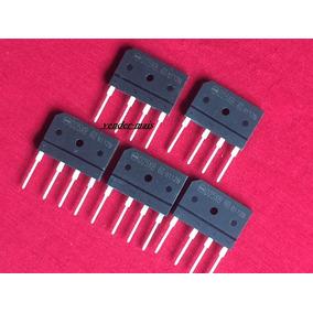 5pç Diodo Ponte Retificadora D25xb60 D25xb 60 25a 600 V