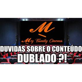 My Family Cinema 1 Mês Ativação Original+ Conteúdo Nuvem
