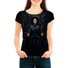 Camiseta Babylook Game Of Thrones 8ª Temporada Missandei