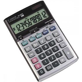 Calculadora Canon 12 Digitos Ks-1200ts Funcion Impuesto Iva