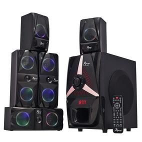 Home Theater 125w Usb Rca Smart Tv Smartphone Bluetooth