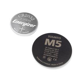 Kit De Bateria Suunto M5 Black