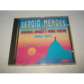 Sergio Mendes - With Cannonball Adderley & Ferreira Cd Europ