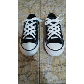 03a141321 Zapatos Converse Para Niña Usados