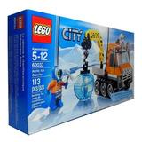 Lego ® City 60033 (retirado) - Arctic Ice Crawler