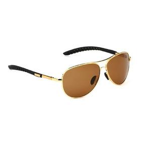 dd471d1d65787 Óculos Carrera 2 Dourado Polarizado Aviador De Sol - Óculos no ...