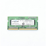 Memoria Ram Laptop Crucial Ddr3l 1600mhz 2gb So-dimm Bulk