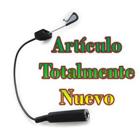 Micrófono De Contacto O Chapa Para Guitarra Cuatro Arpa