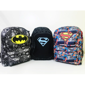 Mochila Super Herois - Escolha Já A Sua!!
