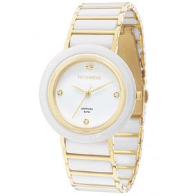 Relógio Technos Elegance Feminino Cerâmica 2036lnd/4b