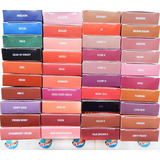 Kylie Kit Labial Liquido Mate + Delineador 40 Colores Promo