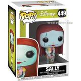 Funko Pop Sally 449 Original Disney El Extraño Mundo De Jack