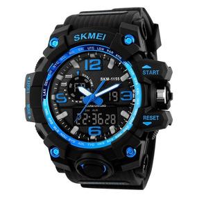 Relógio Masculino Skmei 1155 Esportivo Prova D