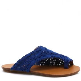 Rasteira Zariff Shoes Renda 230118 | Zariff