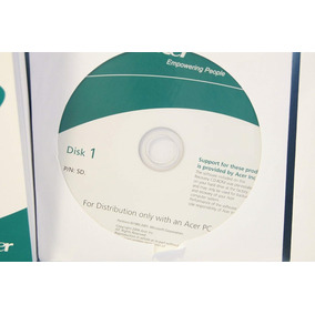 Cd Recovery Acer Aspire 1360, 1520 (midia Digital/download)