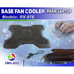 Base Fan Cooler Para Laptop Rx-878