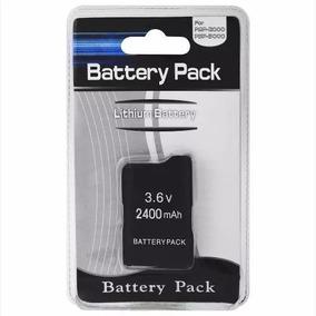 Bateria 2400mah Sony Compativel Psp 2000 - 3000