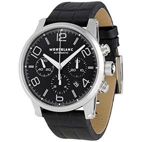 3f03f7f2cbd Relogio Montblanc Timewalker Crono Zerado!!! - Relógios no Mercado ...