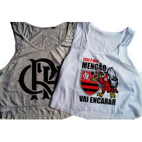 Blusa Do Flamengo Feminina Regata Camisetas - Camisetas e Blusas no ... 072f03bc428df
