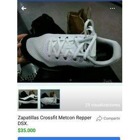 online store b1a15 25289 Zapatillas Crossfit Metcon Repper Dsx   10 Us