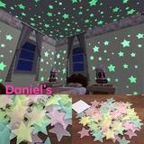 Estrellas Luminosas. Lote De 1000 Piezas