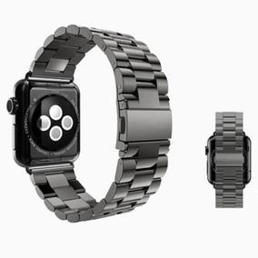 327e0dcfb Acero Inoxidable Iwatch Banda Cierre Correa Para Apple Watch