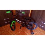 Bicicleta Niño Aro 16 Nueva