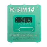 R Sim 14 Iccid Libera Iphone Desbloquea 12 X Xs Xr Xs Max
