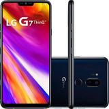 Lg G7 Thinq Dual Chip Tela 6.1 64gb 4ram Câm 16mp Nacional