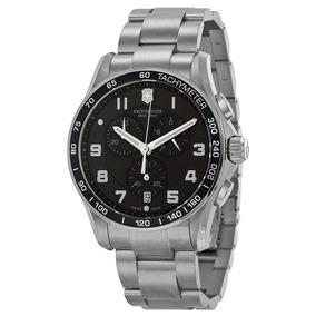 Relógio Victorinox 241650 Xls Classic Cronografo Masculino