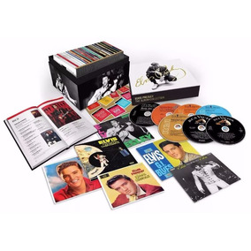 Elvis Presley The Rca Albums Collection 60cds Pronta Entrega