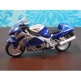 Motos Inesquecíveis - Suzuki Gsx 1300 R - Edição 12