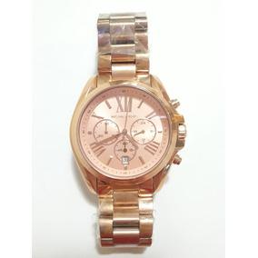 0e42159775954 Relogio Michael Kors Mk5503 Prata - Joias e Relógios no Mercado ...