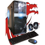 Gamer Pc Cpu Intel Core I3 Octava Nvidia Gt 1030 +8gb +1tb