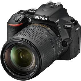 Câmera Nikon D5600 Com Lente Af-s 18-140mm Vr