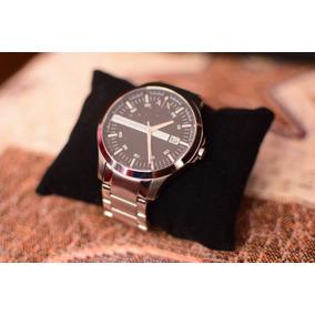 Reloj Armani Ax2103 Plata