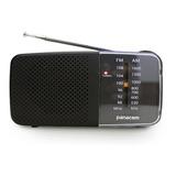 Radio Am Fm Portatil Panacom Rf-2050 Salida Auricular