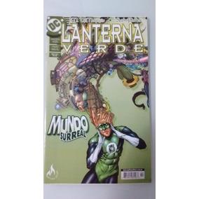 Lanterna Verde - Mundo Surreal - Mini-série 2 Edições Mythos