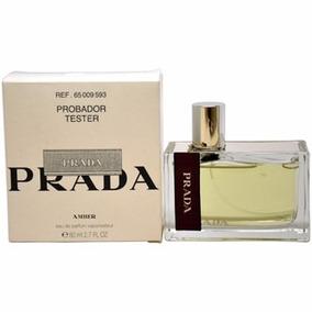 Perfume Prada Amber Feminino 80ml - Perfumes no Mercado Livre Brasil 89d76993ca