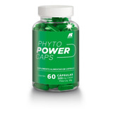 Phyto Power Caps Turbo 60 Cápsulas Emagrecedor Natural