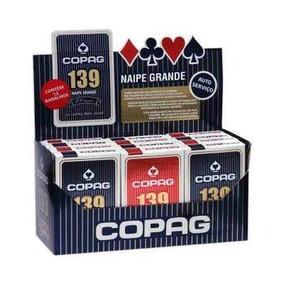 Baralho Copag 139 Original Kit C/ 48unidades.