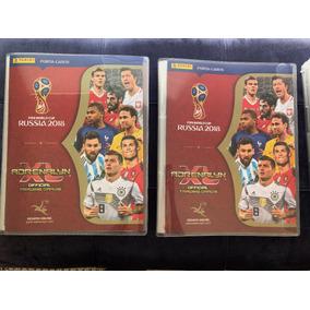 Coleção Completa Com 562 Cards Russia 2018 Adrenalyn Xl