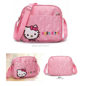 Bolsa Feminina Infantil Hello Kitty Original Casual 35175