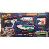 Nerf Modulus Tri Strike 100% Original Y Nuevo 2