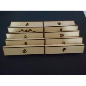 Caja Porta Sahumerios Yoga