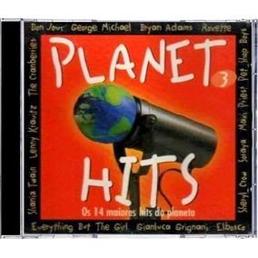 Cd / Planet Hits 3 Bon Jovi, The Cranberries, Pet Shop Boys